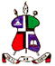 National University of Lesotho logo