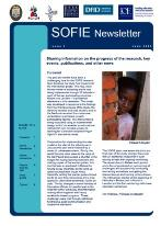 SOFIE newsletter 3