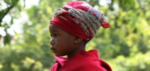 African girl. Copyright Justyna Furmanczyk